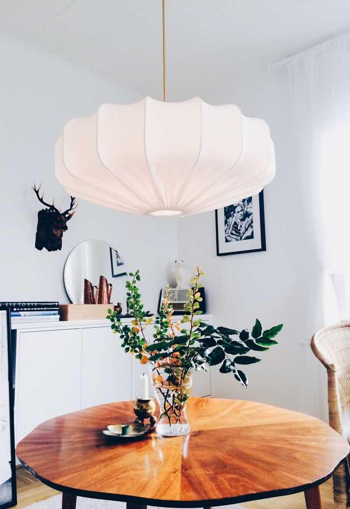 Um modelo bem moderninho de lanterna japonesa para você se inspirar!