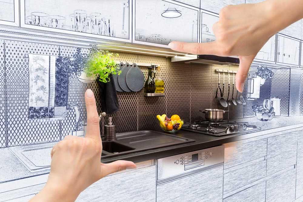 Erros comuns na reforma da cozinha