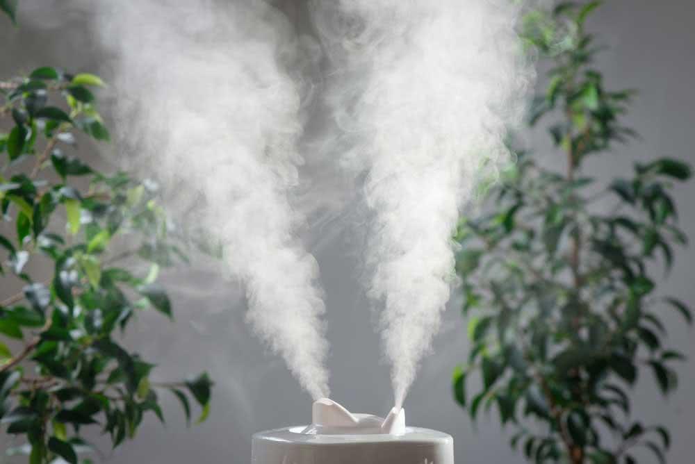 Tipos de umidificador de ar