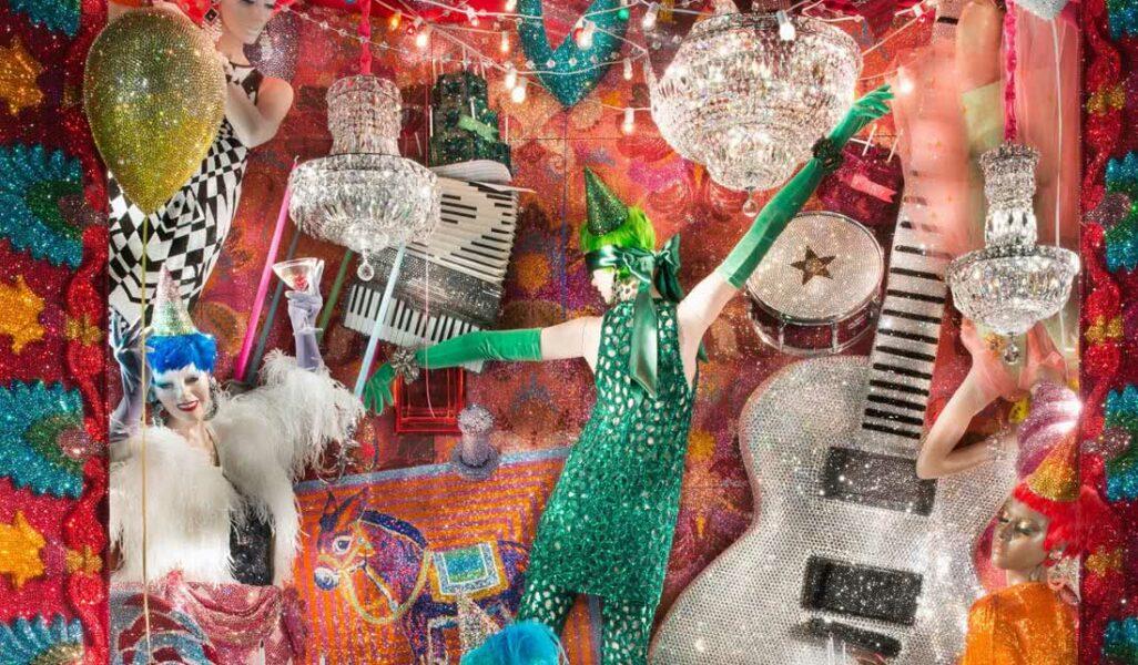 Vitrine de Carnaval
