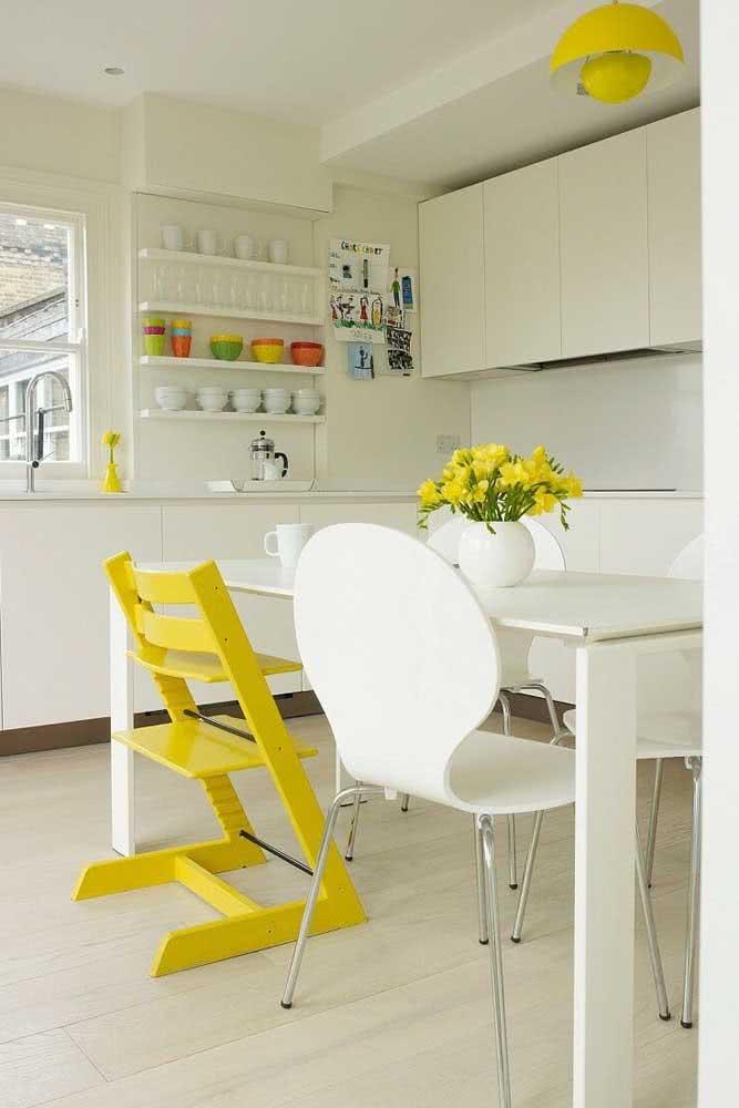 Não basta ser amarela, tem que esbanjar design!