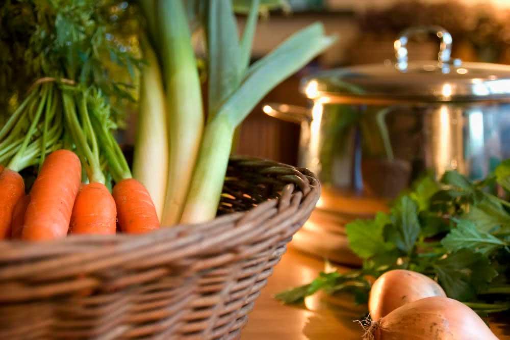 Como cozinhar cenoura