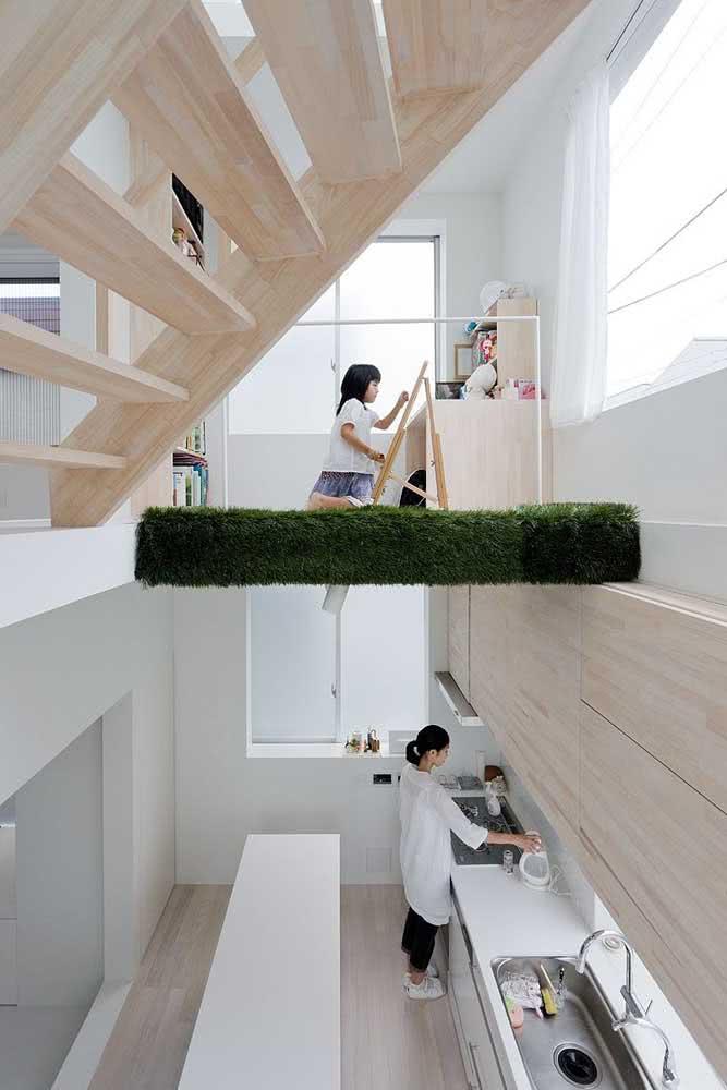 Já as pequenas casas japonesas são mestres em conforto e funcionalidade