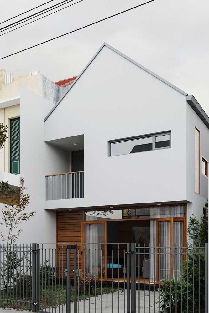 Mesmo simples, o jardim é um elemento indispensável nas casas japonesas
