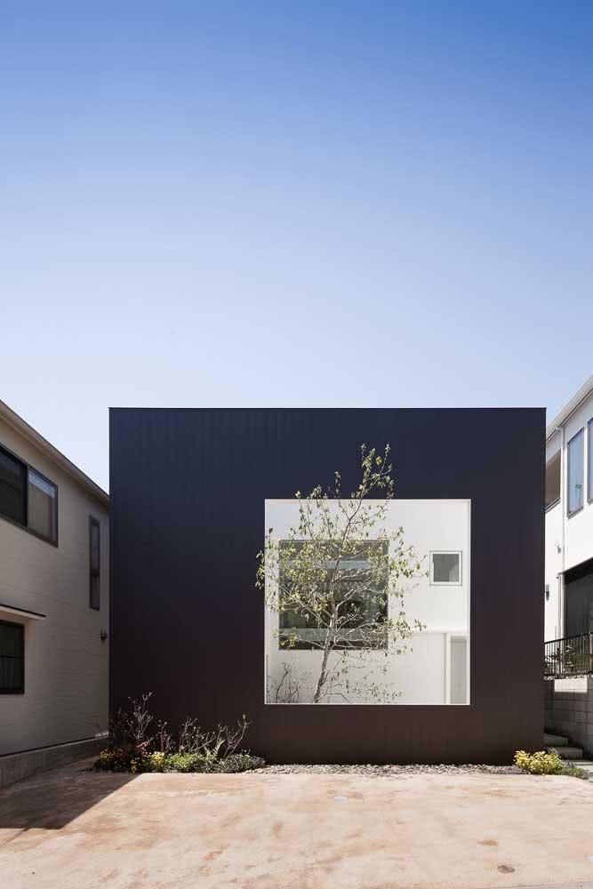 A praticidade e modernidade japonesa expressa em forma de arquitetura