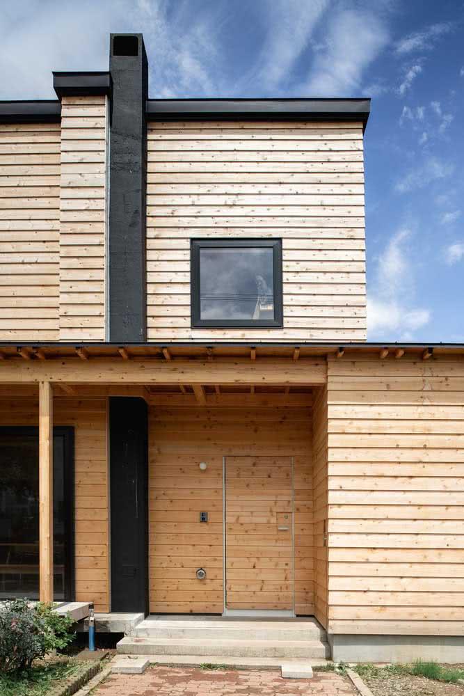 Casa japonesa em madeira: conforto e tradição