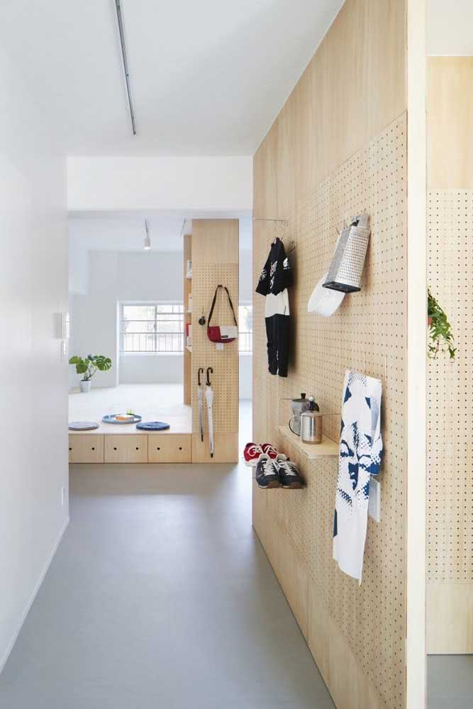Organização e limpeza também são fundamentais em toda casa japonesa