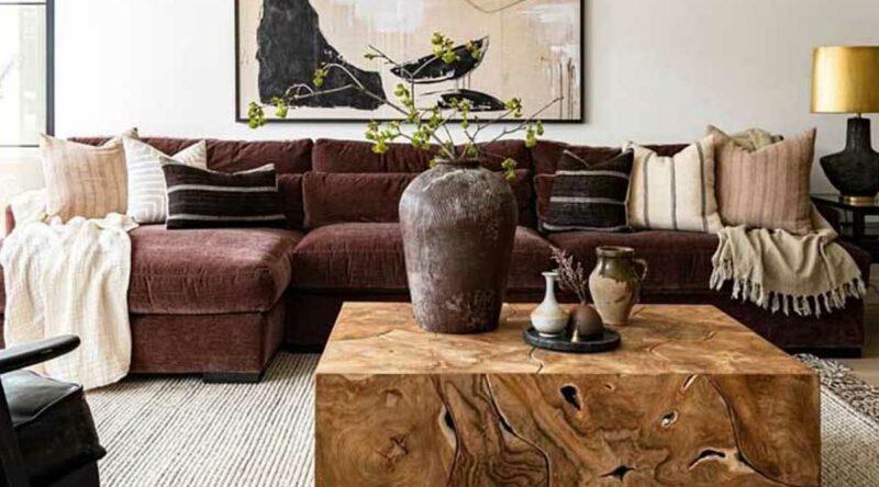 Mesa de madeira rústica: vantagens, desvantagens, dicas e fotos