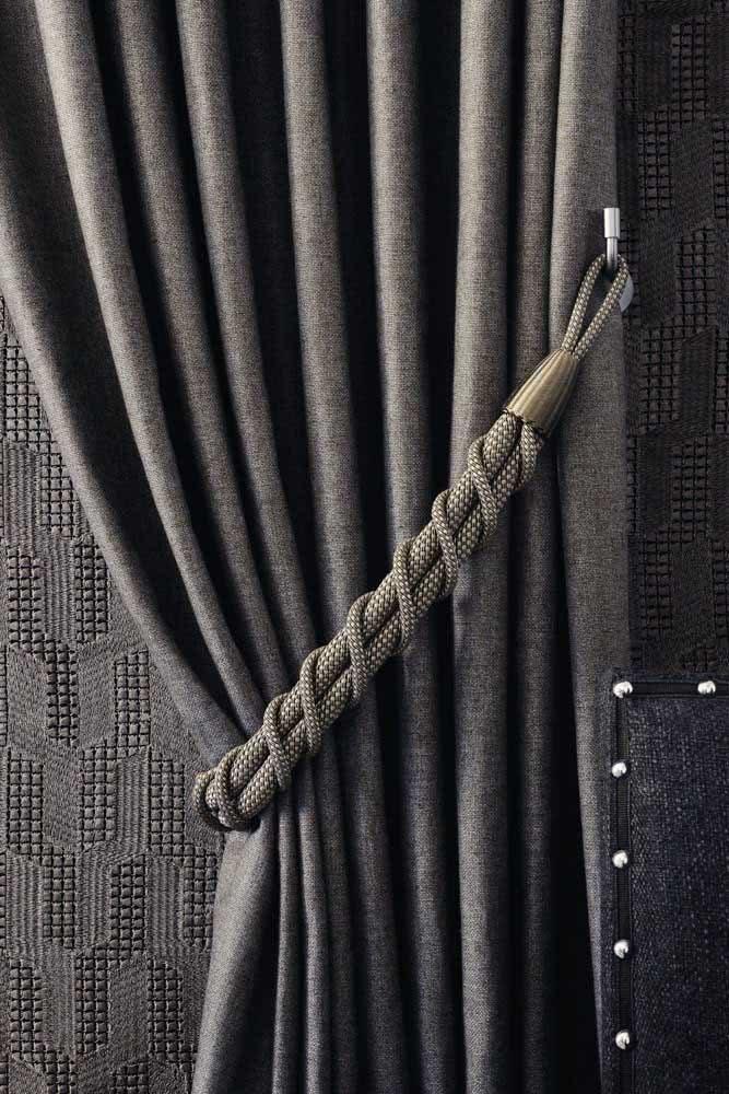 O que um simples trançado pode fazer por uma corda, não é verdade?