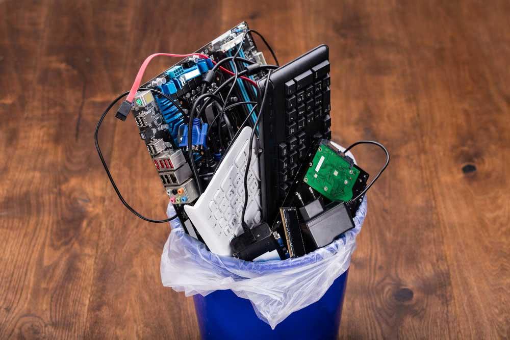 O que é lixo eletrônico?