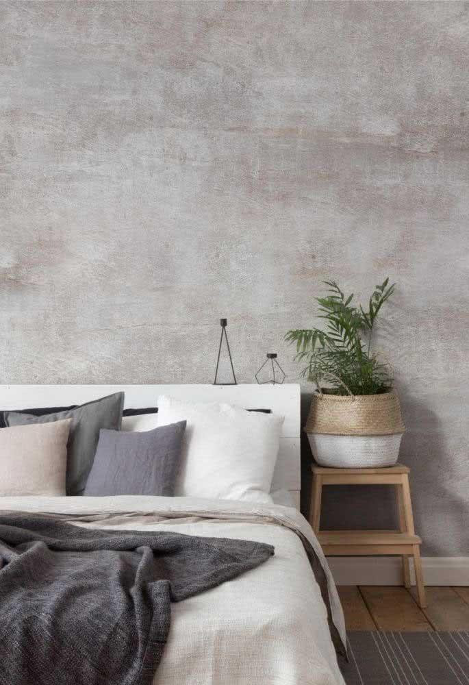 Textura de parede suave e incrível para ser usada em qualquer ambiente.