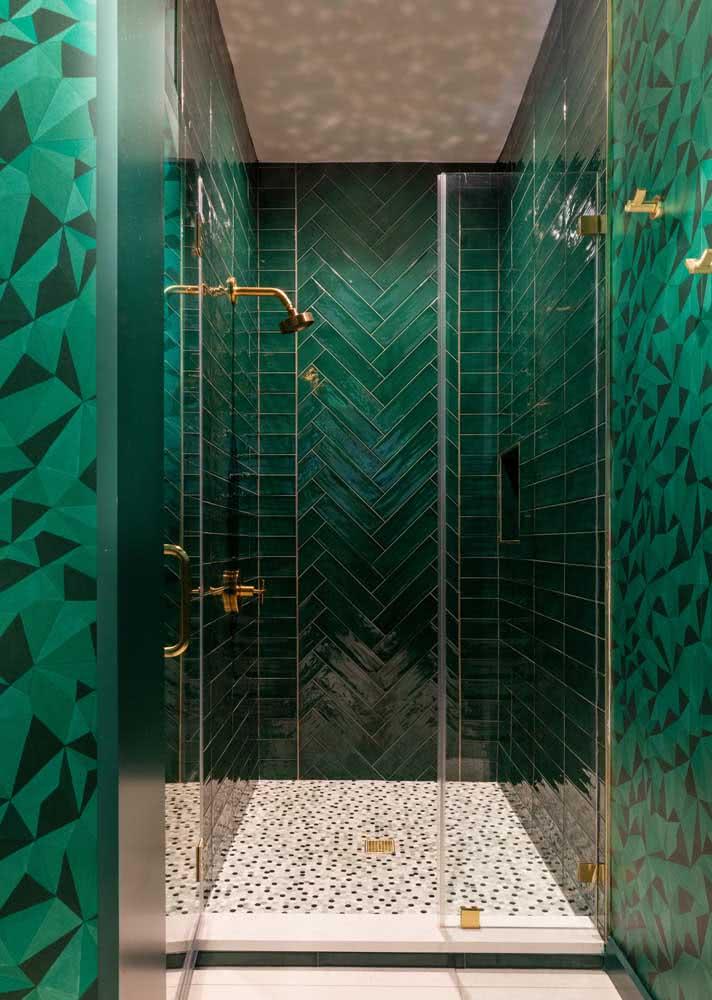 Um banho verde para recarregar