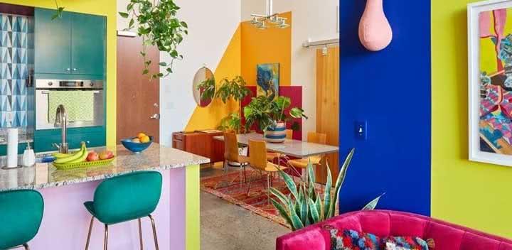 Significado das cores: veja como usá-las na decoração da sua casa