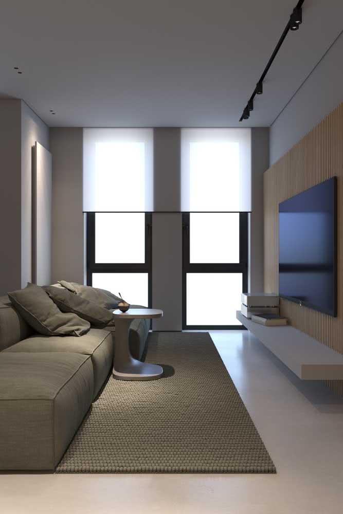 Sofá sem braço retrátil: melhor opção para sala de TV