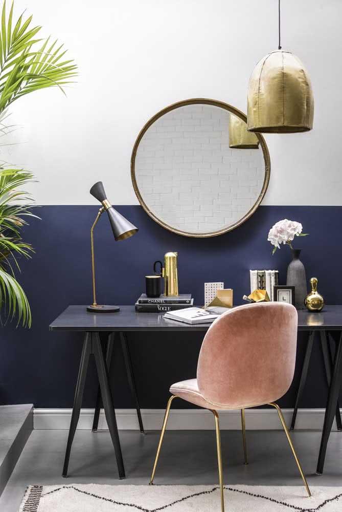 Complete a meia parede com a decoração que mais combina com você