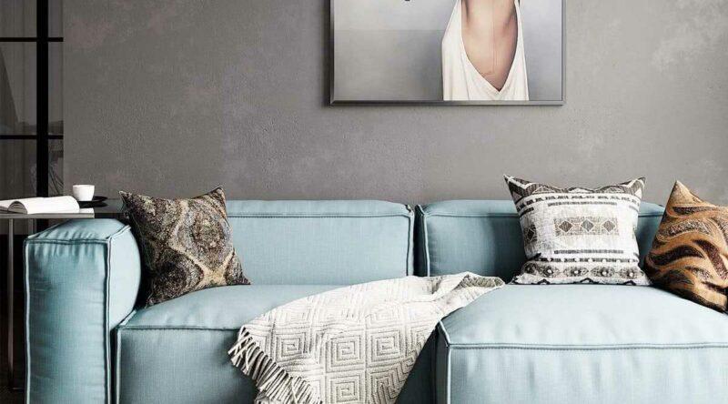 Sofá para sala pequena: modelos e dicas incríveis para escolher o seu