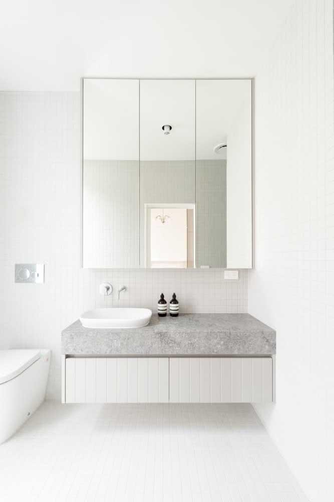 Clean, moderna e minimalista