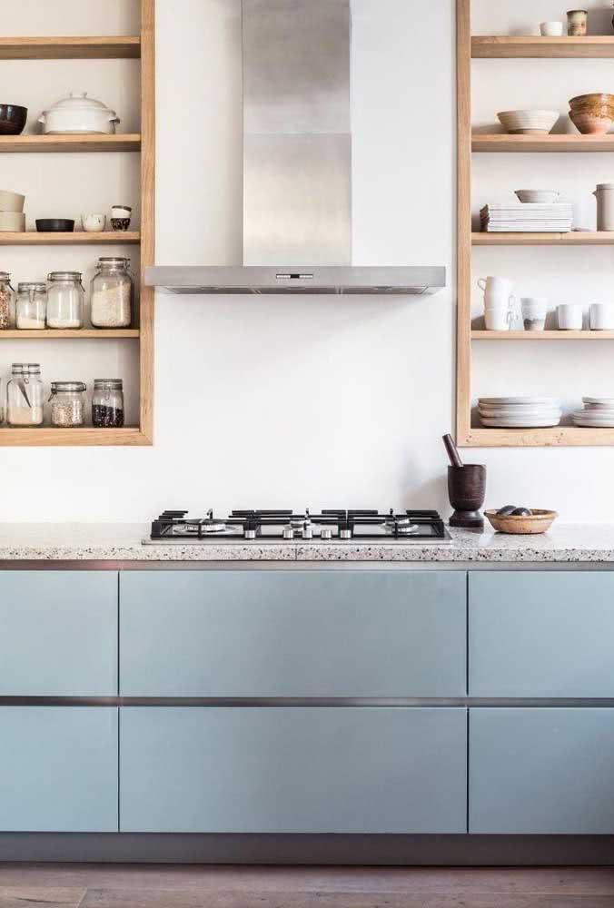 Bancada de granito para o cooktop: uma pedra que acompanha as necessidades modernas