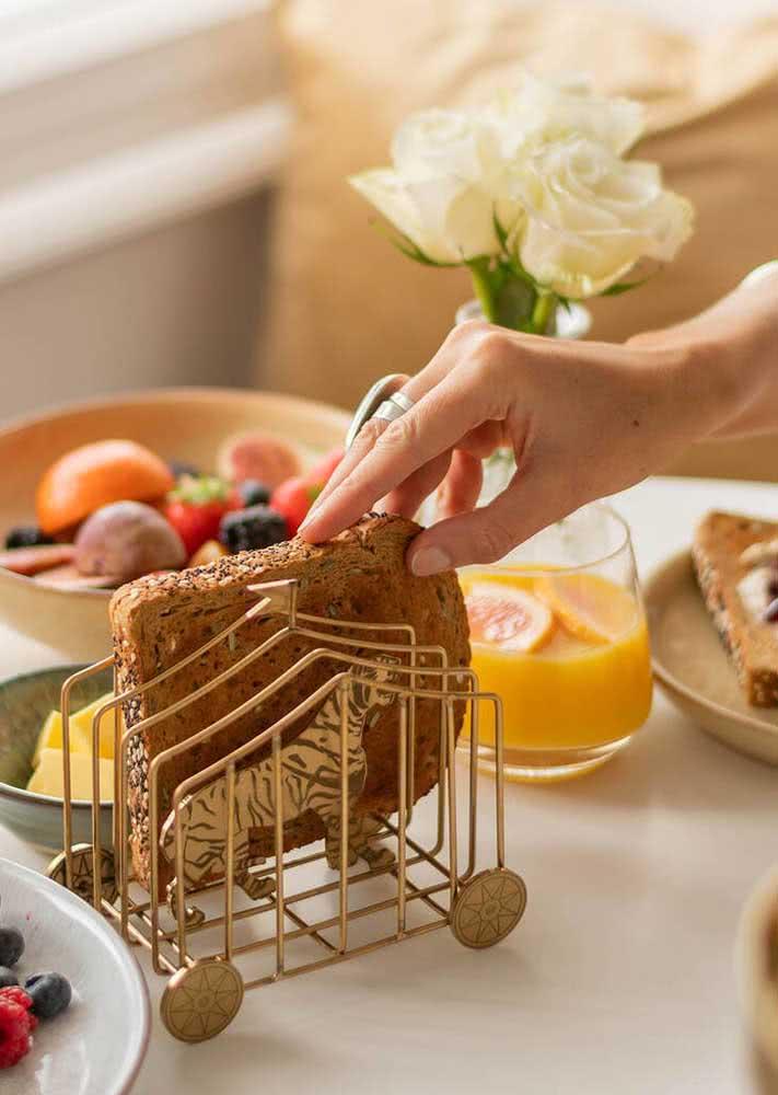 Aqueles detalhes que fazem a diferença na mesa posta do café da manhã