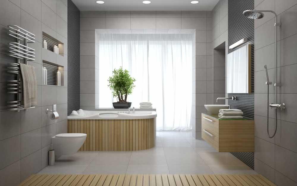 Irmaos a obra banheiro