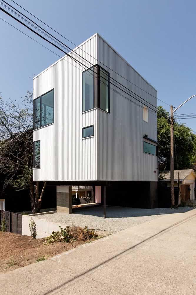 Inovação e tecnologia construtiva são sempre bem vindas na arquitetura moderna