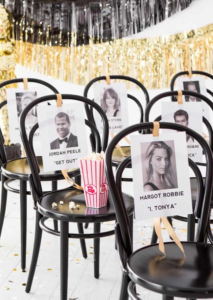 Faça seus convidados se sentirem estrelas de Hollywood