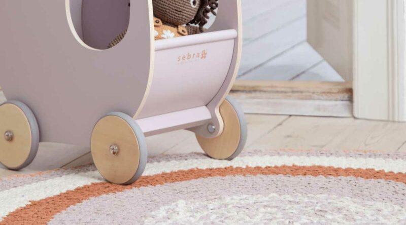 Tapete de crochê para quarto de bebê: como fazer passo a passo e fotos para se inspirar