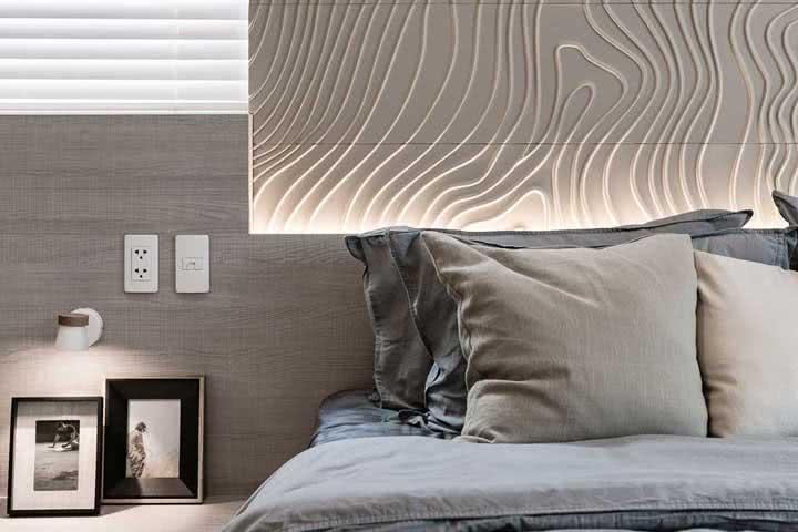 Cerâmica para quarto: vantagens, como escolher, dicas e fotos