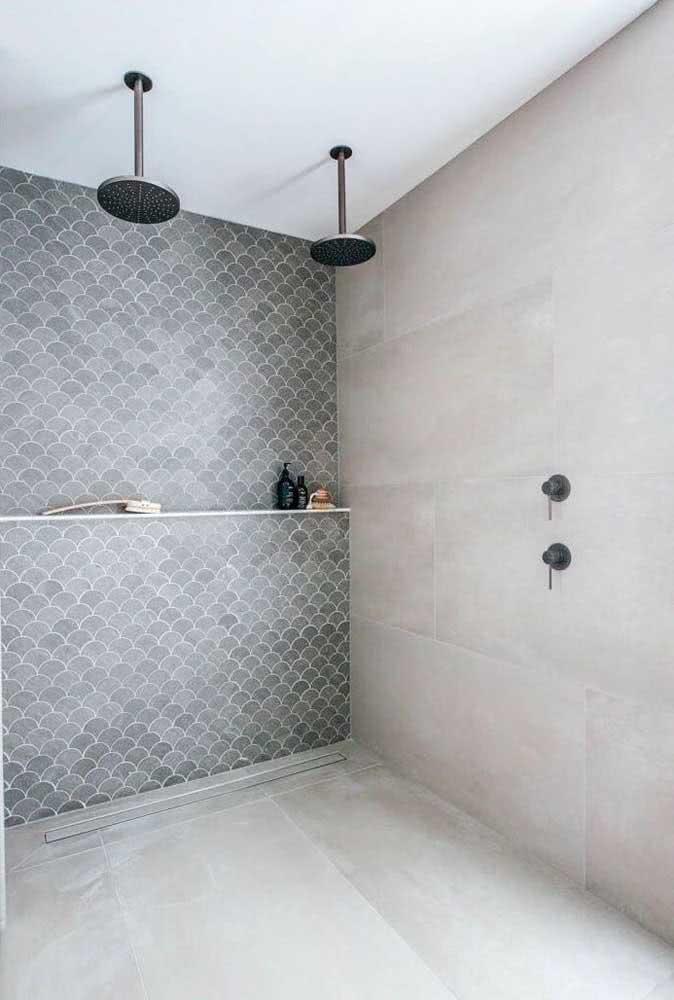Chuveiro de teto em inox: para qualquer estilo de banheiro