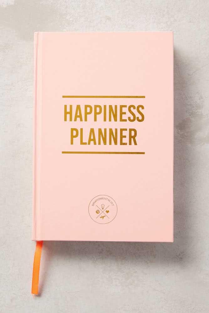 Um planner para a aspirante a influencer