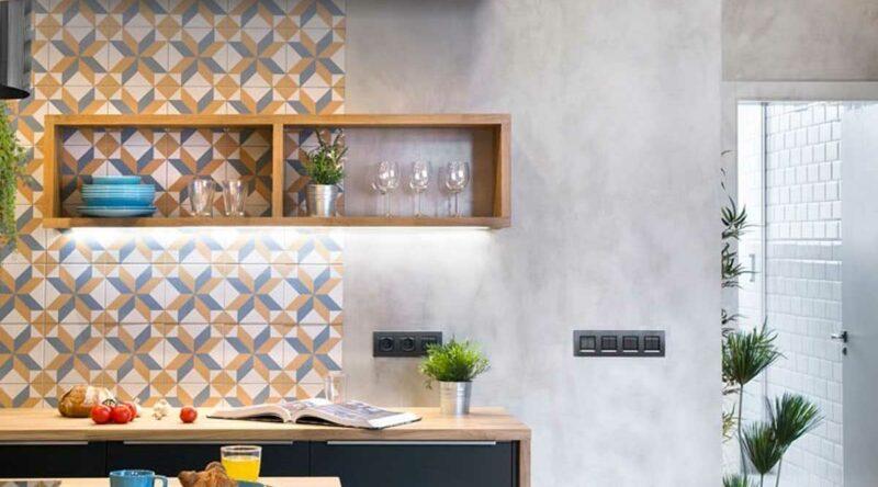 Cozinha com azulejo: 60 ideias para você se inspirar na hora de escolher o seu