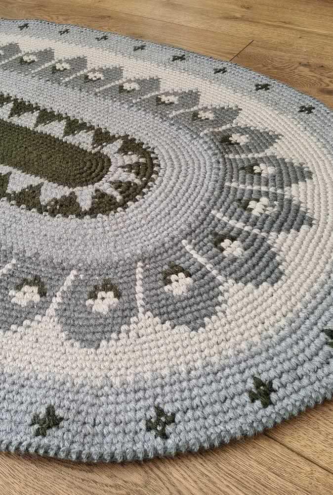 Usar e abusar da criatividade é uma das melhores opções para preparar a peça de crochê perfeita.