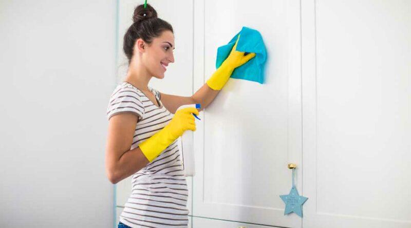 Como limpar a casa na quarentena: veja dicas super úteis para você seguir
