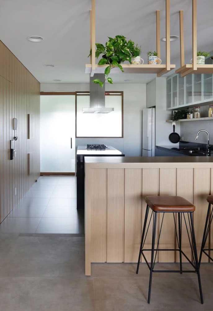 Cooktop com coifa: conjunto completo na cozinha