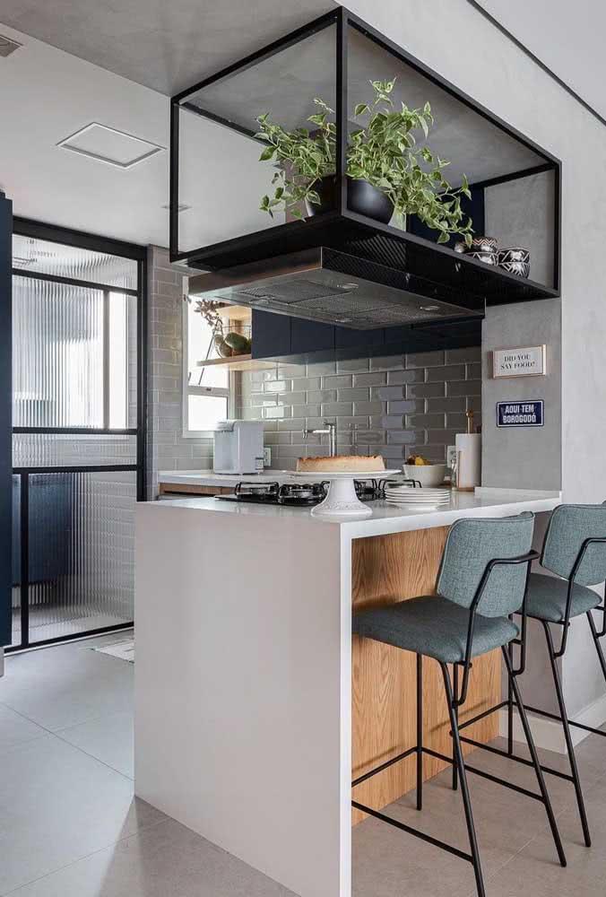 Cozinhas modernas são a cara dos cooktops