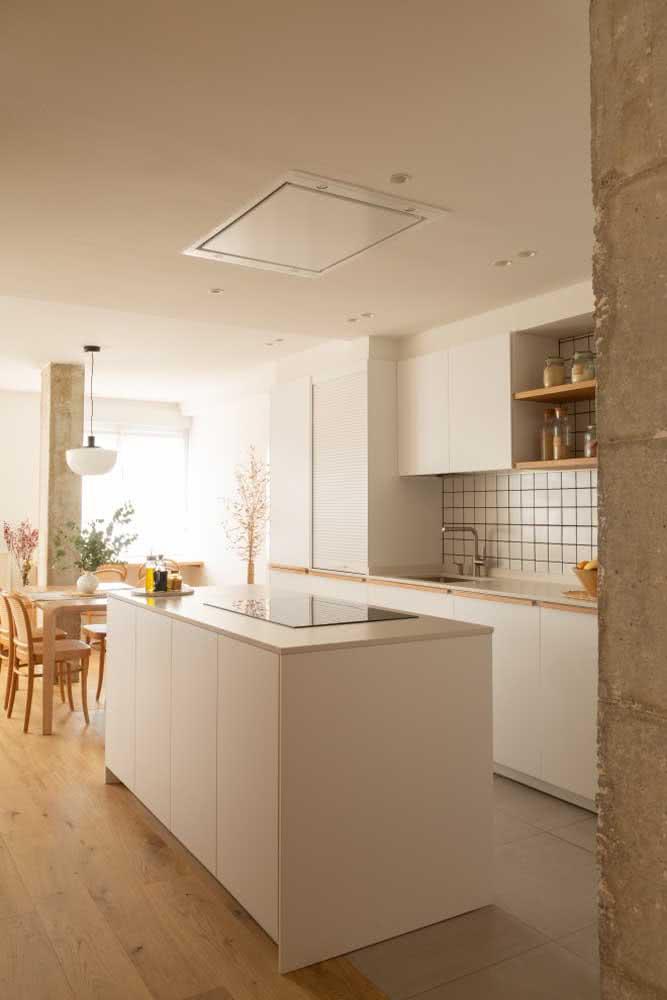 Cooktop na ilha da cozinha: aquele projeto para chamar de seu!
