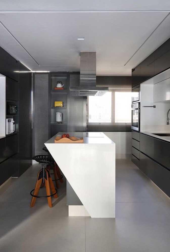 O cooktop por indução não gera calor