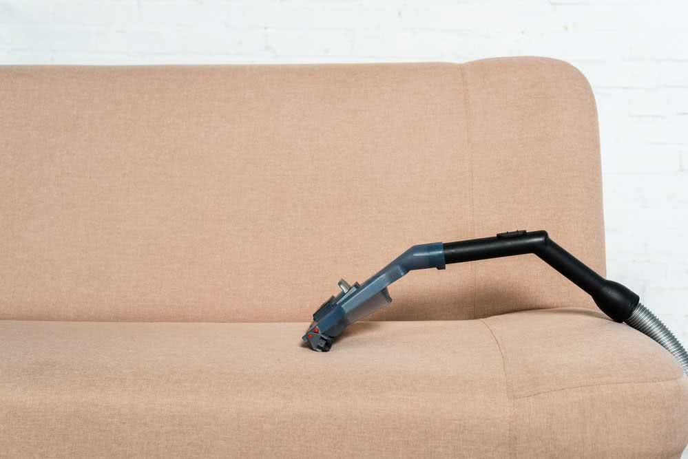 Importância da higienização do sofá