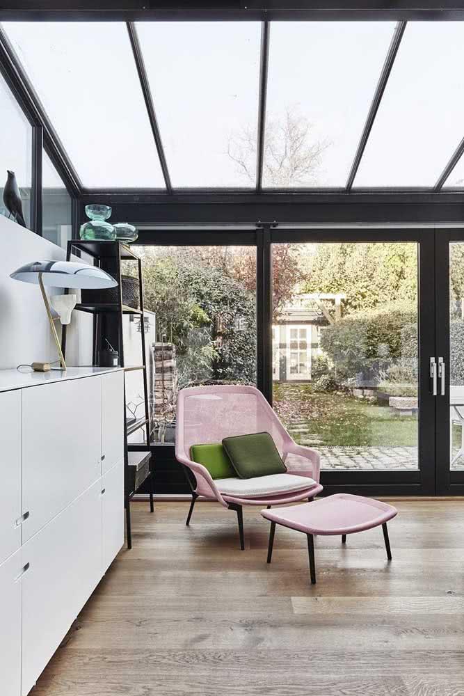 Interno ou externo: o pergolado de vidro é para qualquer tipo de ambiente
