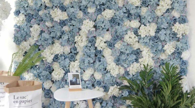 Painel de flores: veja 50 fotos, dicas e tutoriais para você seguir