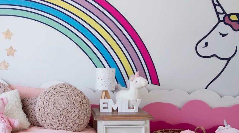 Quarto de unicórnio: como decorar, dicas essenciais e fotos para se inspirar