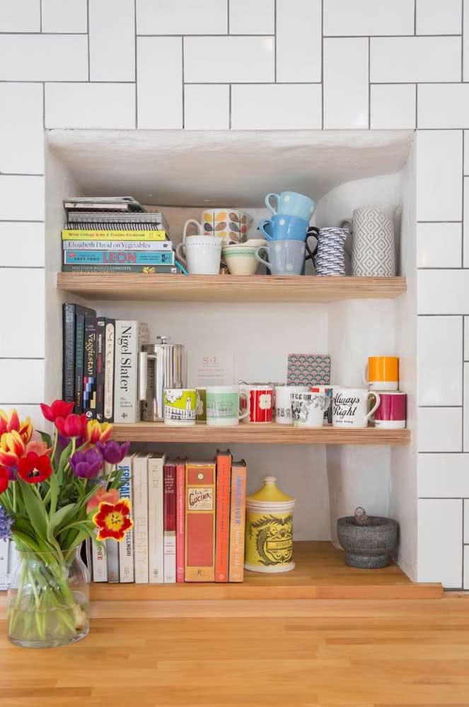 Traga personalidade e estilo para sua cozinha com os livros