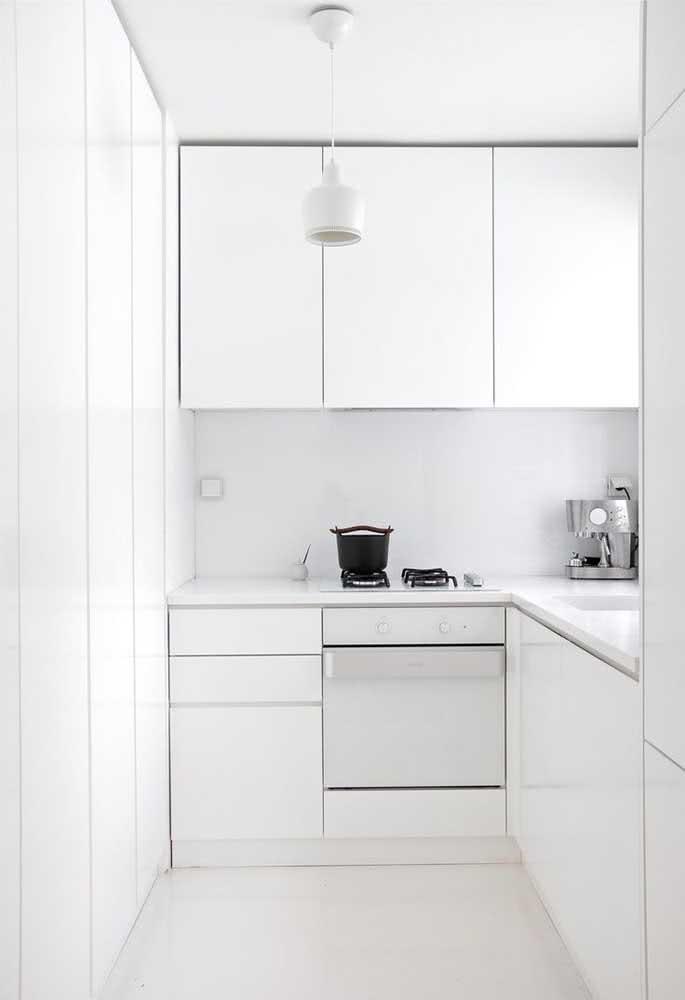 Branco: a cor símbolo do minimalismo