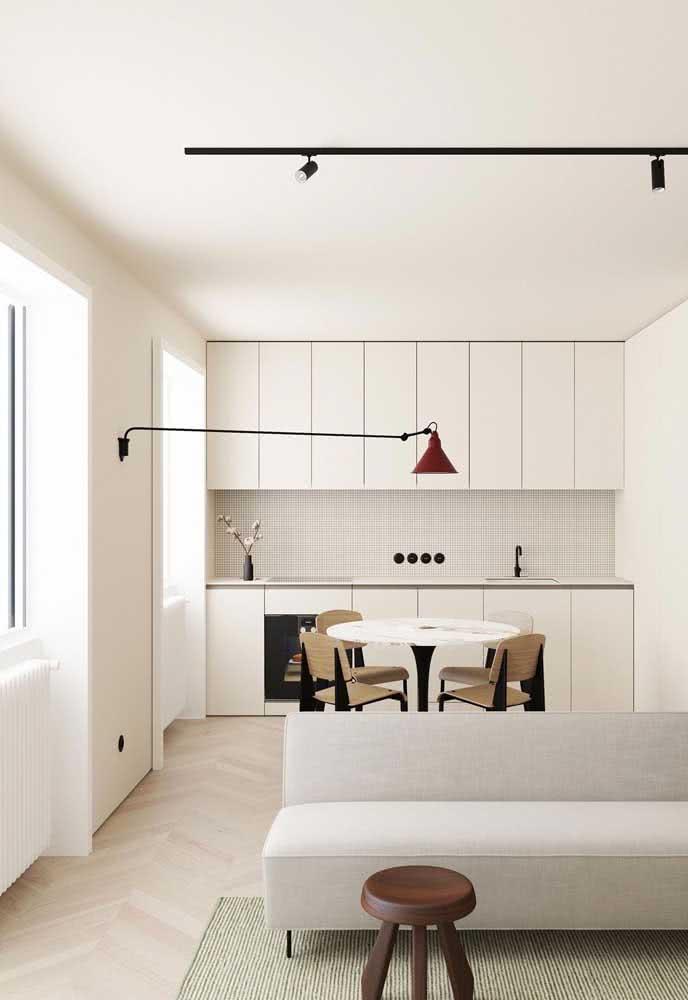 Integração e minimalismo no mesmo projeto