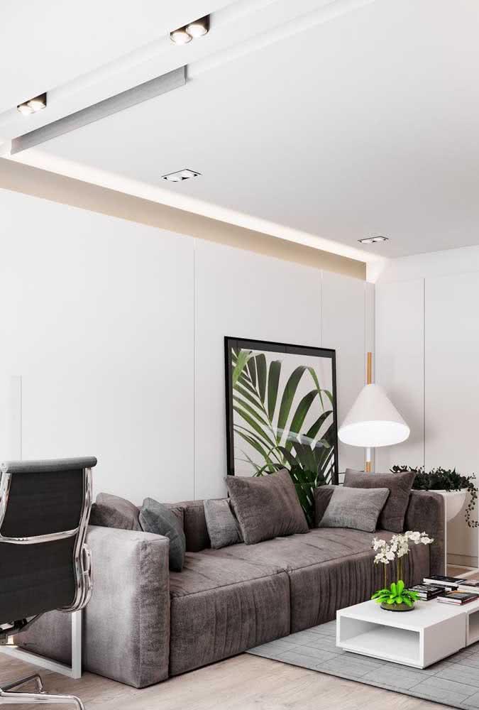 Funcionalidade e conforto são destaque no minimalismo