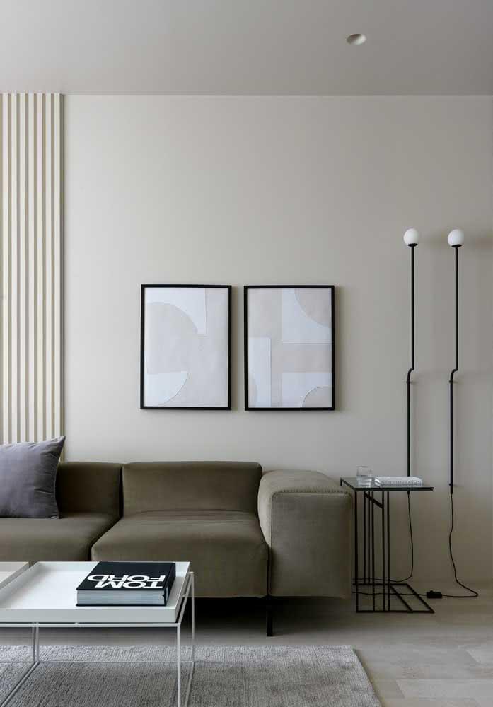 Simetria e minimalismo