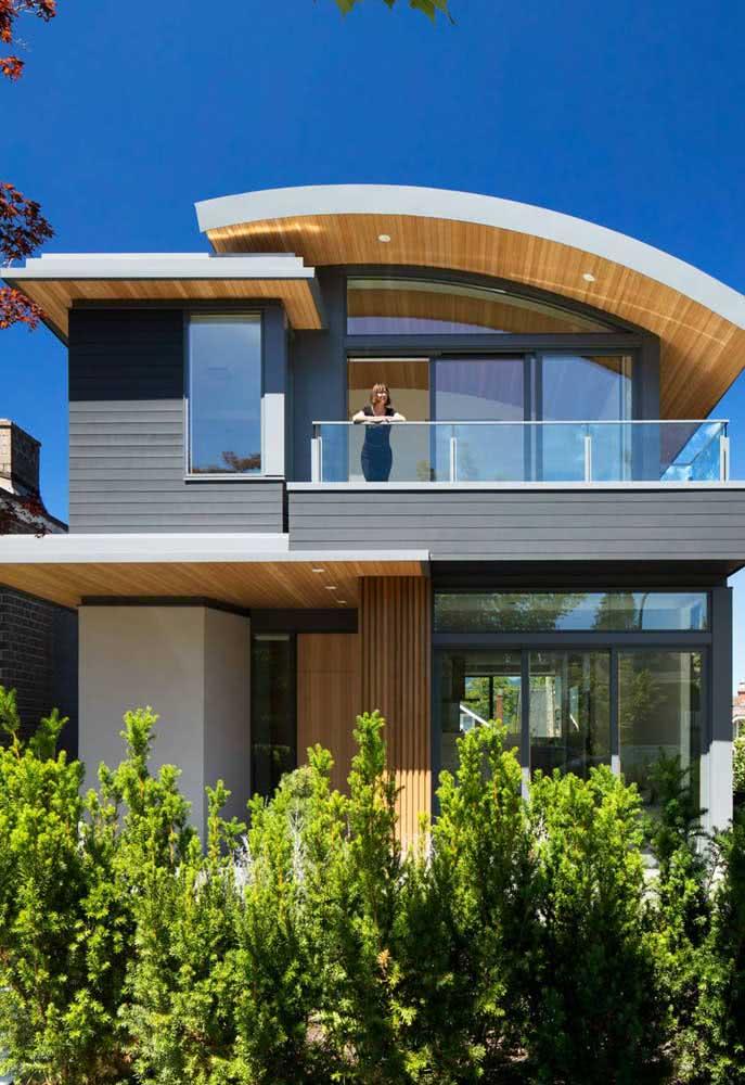 Arquitetura futurista!