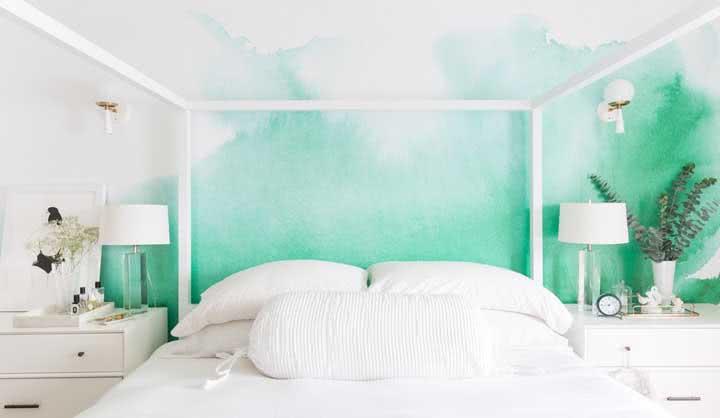 Papel de parede para quarto de casal: 60 ideias e fotos incríveis
