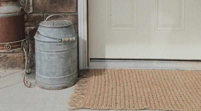 Tapete de crochê para porta: como fazer, dicas e fotos para se inspirar