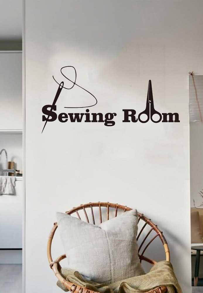 Ateliê de costura profissional tem nome e identidade visual